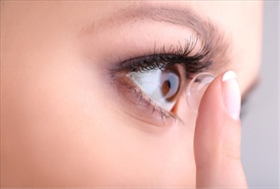 Contact Lenses at Village Vision